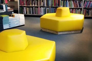Zona de lectura y Ocio de FNAC